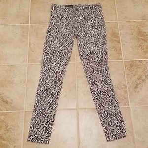 J. Crew Midrise Toothpick Jeans Size 25 inch